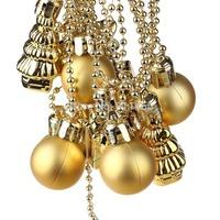 3.2m Beautiful party creative mini ball Chrismas indoor decorations string Pendants for Chrismas tree -22000580