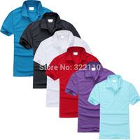 Men Polo shirt 2015 Summer Brand Crocodile Top Tee Brands Camisa Polo Masculina 12 Colors M L XL XXL Shirts