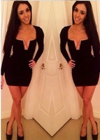 The latest U in front of the word sexy playsuit dress mini bodycon dress frozen dress