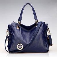 100% genuine leather handbag fashion cowhide women leather handbag new 2015 women messenger bag totes crossbag bag shoulder bag
