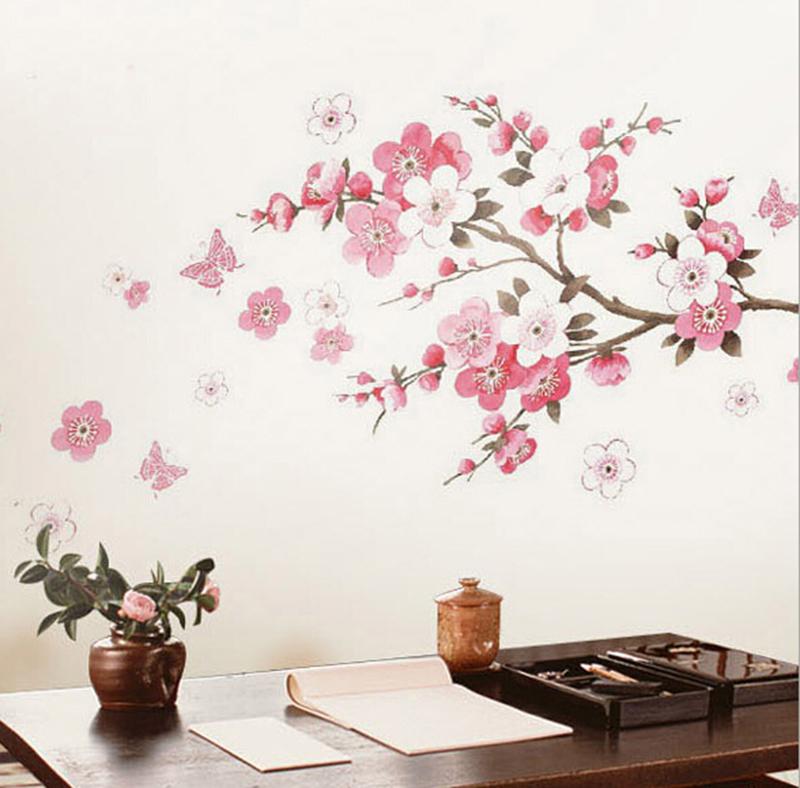 online kaufen gro handel cherry blossom paper aus china. Black Bedroom Furniture Sets. Home Design Ideas