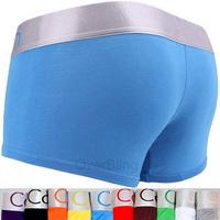 Hot Sale High Quality Sexy Men Boxer Shorts Men's Sexy Underwear Boxers Cotton & Modal Men Boxer Shorts