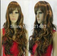 New long mixed brown  Wig   #2@29