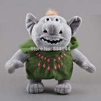"50pcs/lot Frozen Trolls Plush Toys Stone Monster Kristoff Friend Rock People Grand Pabbie Soft Stuffed Dolls 10"" 25CM ANPT246"