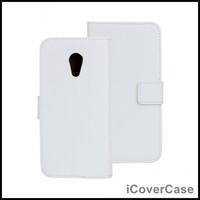 Genuine Leather Wallet Case for Motorola Moto G 2014 G2 2nd Gen