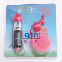 High Quality Adult Sex Products Three-Piece Female Masturbation Massage AV Vibrator Women Sex Toys Free Shipping