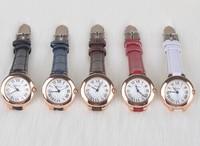 free shipping 1pcs new Hot watch Fashion brand watch women's watch quartz  Students watch brand ladies watch 5color