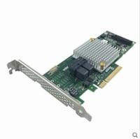 Adaptec 8805 SGL ASR-8805 2277500-R 12Gb/s 8-Port SAS PCI-Express 3.0 x8 w/1GB RAID Adapter
