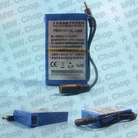 4000mAh DC 12V Super Rechargeable Lithium-ion Battery Pack US/EU/UK Plug