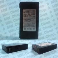 12V DC Rechargeable Li-ion super Battery pack for CCTV Cam 9800mAh