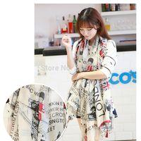 2015 Autumn Winter Trendy Popular Fashion Major Yarn Geometry British style Soft Scarf Shawl for Women Gift Free Shipping