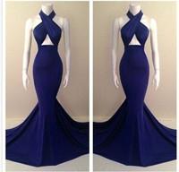 Vestidos De Festa Longo Gowns Sexy Club Dress Women Clothing 2014 Halter Celebrity Wrap Top Evening Party Bodycon Long Dress