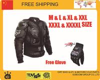 M L XL XXL XXXL XXXXL motorcycle fox armor motocross protector  pro taper gloves racing accessories free shipping