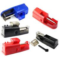 US regulations With packaging Electric Cigarette Tobacco Roller Rolling Injector Machine Maker Cigarette Machine EU Plug LDA0919
