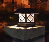 Solar Light Outdoor Waterproof Yard Lamps Garden Pathway Lawn Lighting Solar LED Spot Light Solar Powered Panel Rechargeable