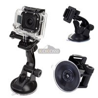 New Car Windshield Suction Cup Mount Stand Holder for Go Pro GoPro HD Hero 4 3+ 3 2 1