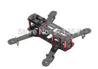 QAV Mini H Quad Frame micro 250mm FPV Carbon fiber Quadcopter Frame VS Blackout