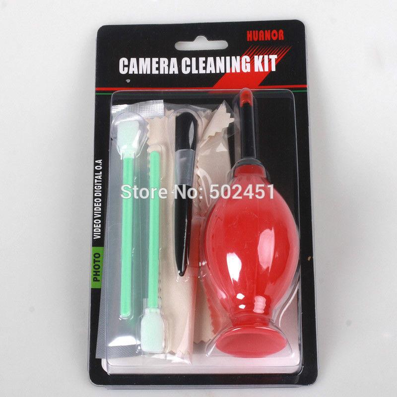 6in1 New CCD CMOS Digital DSLR Lens Cleaner Cleaning Kit Set for DSLR Camera Canon DC DV Computer Lenses Filters Other Optical(Hong Kong)
