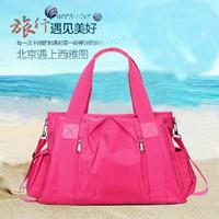 Waterproof nylon bag women's handbag travel casual big bag oxford fabric nappy bag large capacity one shoulder cross-body bag