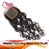 Body Wave Brazilian Virgin Hair Lace Closure Free Part Middle Part 3 Way Part Lace Top Closure