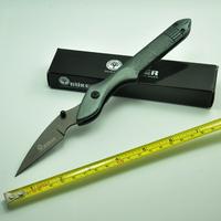 BK 343 Small Sky Bird Folding Knife 440 Blade Aluminum Alloy Handle Gift Knives Outdoor Tools