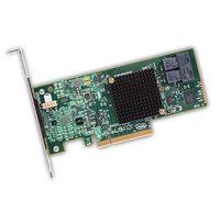 LSI00344 9300-8i Internal 12Gb/s 8-Port PCI Express 3.0 x8 SAS/SATA Host Bus Adapter - New , 3 years warranty