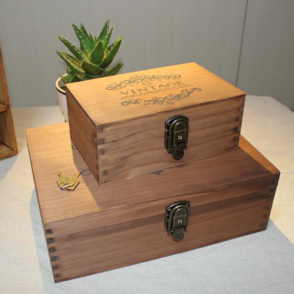 Коробка на замке