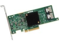 LSI00301 SAS 9207-8i SGL 8-Port Internal 6Gb/s SATA+SAS PCIe 3.0 HBA - New