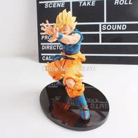 Anime Dragon Ball Z Sun Goku Super Saiyan PVC Action Figure Collectible Model Toy 17CM
