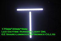 17cm High Quality Universal Led Daytime Running Light DRL Strip Free Shipping