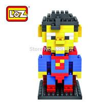 150Pcs / 1Set. Hot Sale Super Heros! LOZ 9152 DIY Toys. Children's Educational Building Blocks. Christmas Gift, Free Shipping!