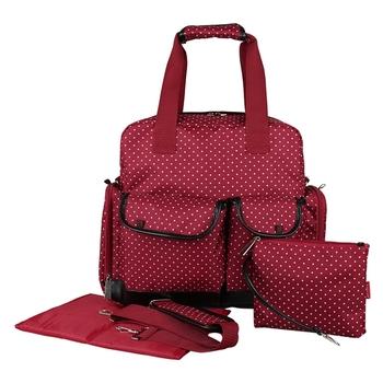 Высокое качество мода 2014 детские сумка многофункциональный детские пеленки подгузник ...