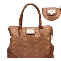 VEEVAN Women handbag fashion women messenger bags serpentine shoulder bags bolsos crossbody women leather bag casual tote bag