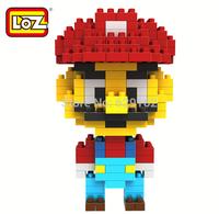 Hot Sale! Classic Image Mario. 160Ppcs/1Set, DIY Diamond Building Blocks Dolls. LOZ 9338 Children's Educational Toys.