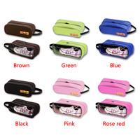 Free Shipping convenient Waterproof Shoes Storage Portable Multi-purpose Travel Wash Bag Makeup Case Hanging 6 Color Hot sale