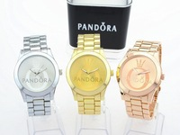 Fashion watch  Hot Pan Luxury Brand Women Gold Casual Sports Watch Gift Ladies Candy Jelly Silicone Band Bracelet pan watch