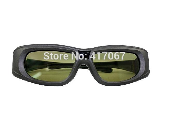 3D Full HD RF Active Shutter Glasses Eyewear Compatible for Panasonic TY-ER3D5MA 3D TV ST60/VT60/VT65/GT60/ZT60/ZT65 Series(China (Mainland))