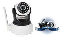 SD Wireless WIFI IP Camera Indoor IR-Cut P2P Cost down MJPEG compress