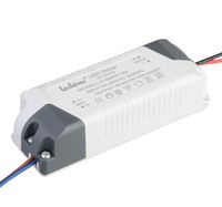 Constant Current driver led 13-18x3w led driver  5pcs/lot