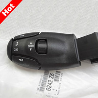 The Peugeot 307/408/308/3008/301 imported audio switch handle connected with the Bluetooth phone music
