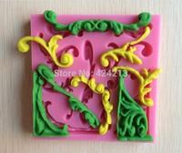 Silicone Mold Fondant silicone molds Cakes Decoration Sugar Craft Tool baking tools cake tool -P194