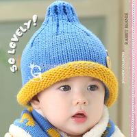 autumn & winter lovely teats design knit beanie hats kids newborn fotografia prop,newborn baby photo props,baby crochet bonnet