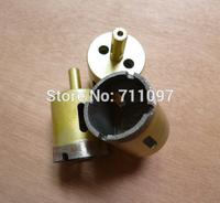 3pcs(diameter cut:28mm) Sintered diamond drill bits for marble, granite, glass, stone, ceramic tile, hard materials.