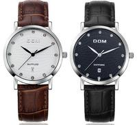Dom brand mens sports watches men military quartz watch man clock men wristwatches casual quartz watch relogio masculino reloj