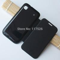 Original Luxury Stylish Battery Housing Leather Flip Case Back Cover for Samsung Galaxy S Plus i9000 i9001 T959 9000