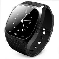 R-Watch Bluetooth M26 Smart LED Watch with Dial /Call Answer /SMS Reminding /Music Player /Anti-lost / Passometer /Thermometer