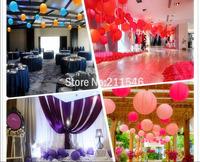 15pcs mixed 3 sizes(10cm,15cm,20cm)  Chinese round paper lantern , Wedding/Party/Nursery Decor, Baby shower Decoration