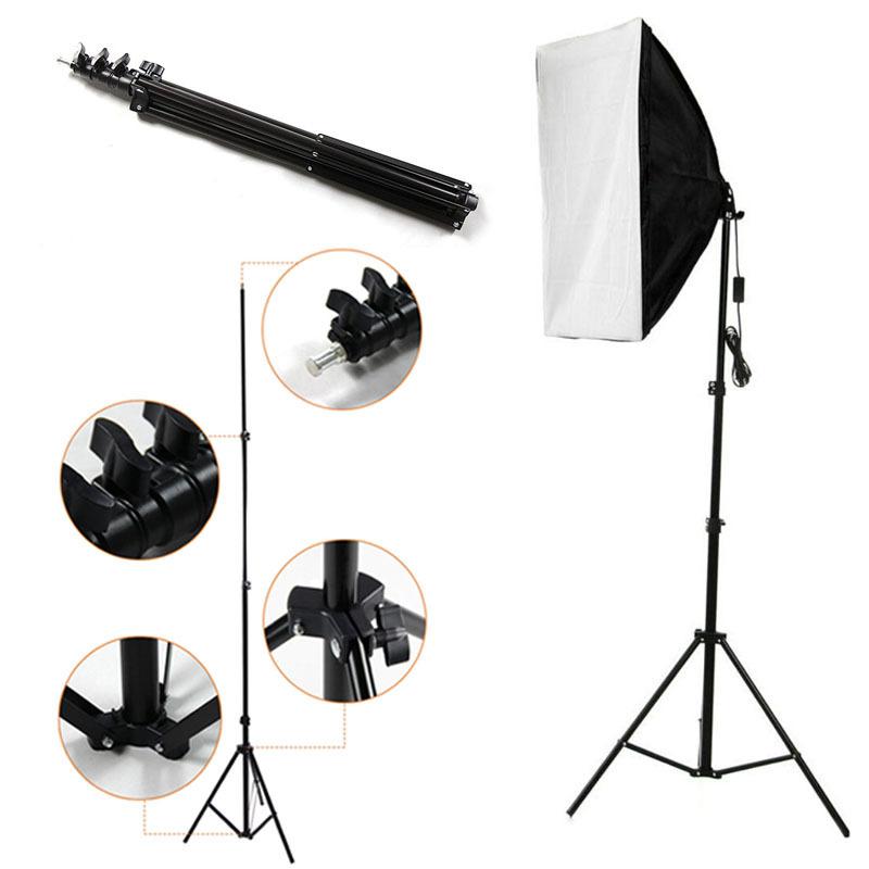 7.8ft 2.4 м фонарик подставка штатив для фото студия видео ...