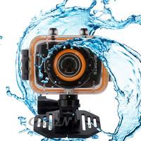 Waterproof Sport Helmet Video Camera Full Hd ,Action Camera Portable Digital Camcorder 1080p Diving Underwater Outdoor 0.4-DVR19