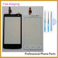100% Genuine For Philips Xenium W732 Touch screen Digitizer Panel Glass ,With adhensive , Free shipping